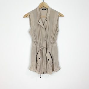 Simply Vera Wang | Sleeveless Blouse | XS